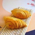 The Hirshon Southeast Asian Spiral Curry Puff - Karipap Pusing, 螺旋咖喱角