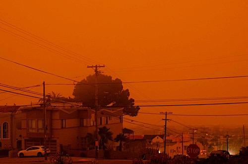 SF Burning