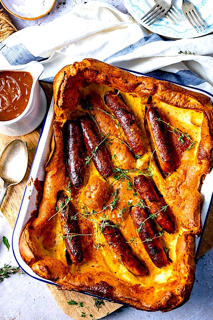 The Hirshon British Toad in the Hole