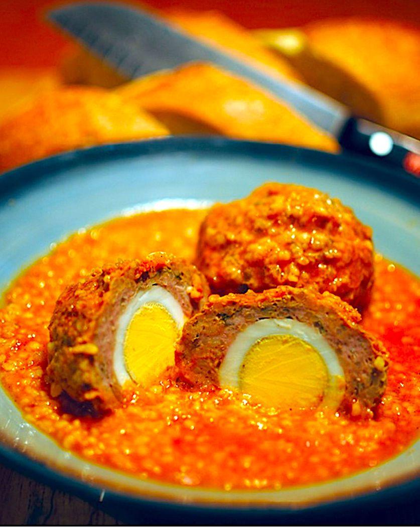 The Hirshon Assyrian Chipteh Meatball Soup – ܓܸܪܡܵܘܹܐ ܩܸܢܝܵܢܵܐ ܟܘܼܡܵܐ