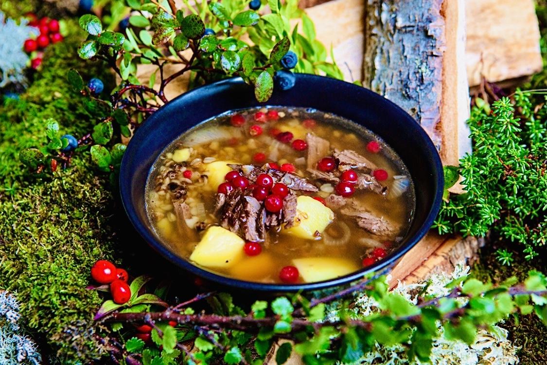 The Hirshon Siberian Reindeer Soup – Суп из сибирского оленя