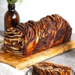 The Hirshon Ultimate Jewish Chocolate Chestnut Babka - באַבקע