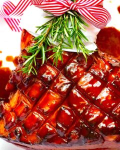 The Hirshon Southern-Style Christmas Ham