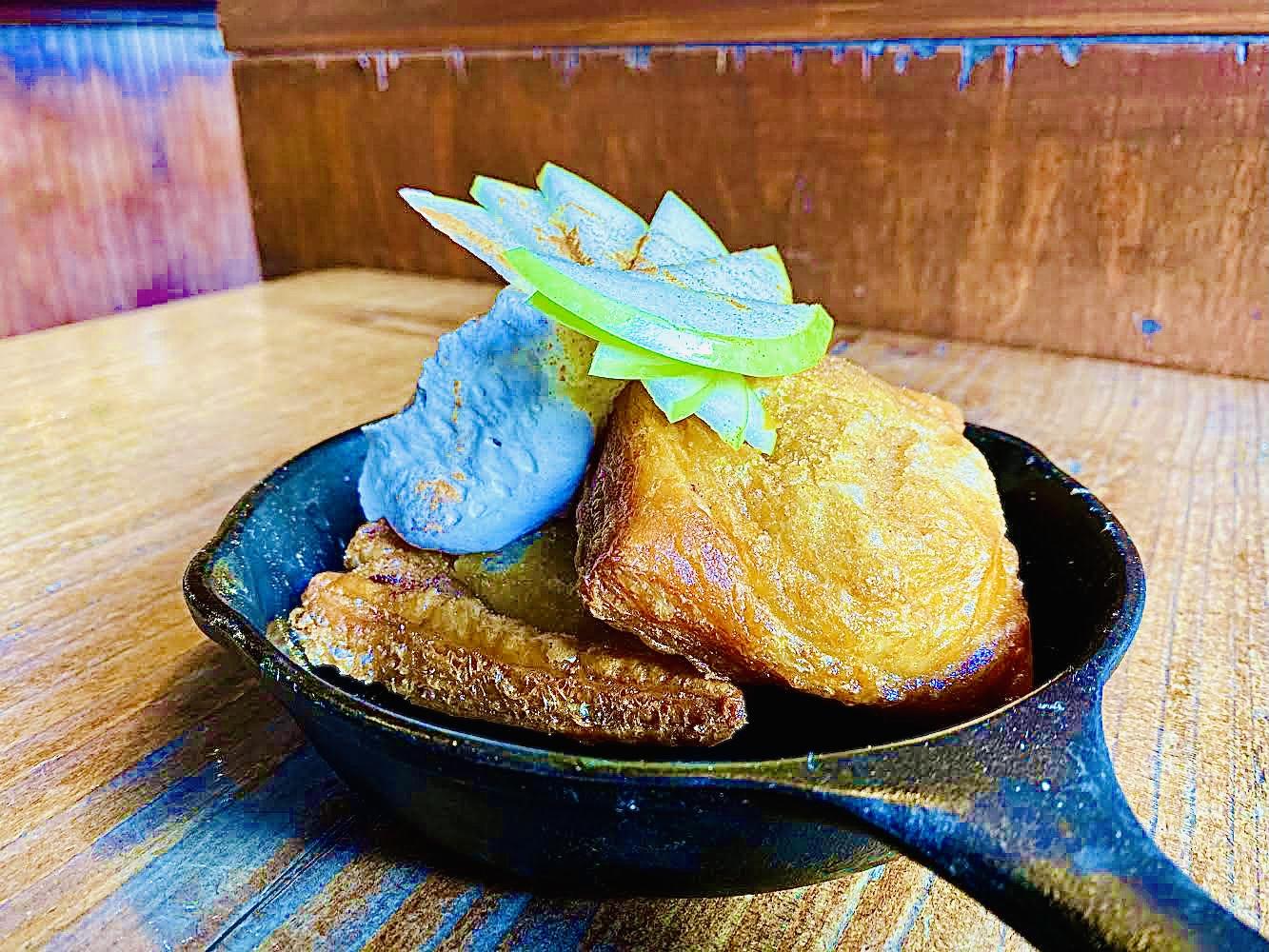 The Monk's Kettle Apple Hand Pie