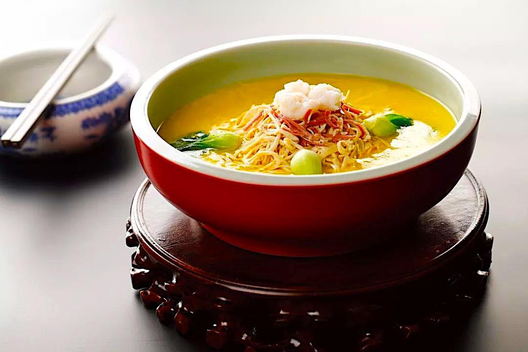 The Hirshon Chinese Wensi Tofu Thread Soup – 文思豆腐汤