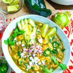 The Hirshon Moctezuma-Style Mexican Green Pozole