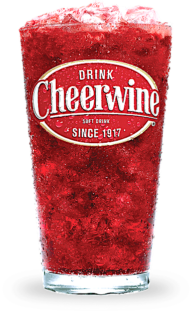 Cheerwine tumbler