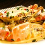 The Hirshon Southeast Asian Creamy Butter Crab - Ketam Masak Berkrim or 奶油螃蟹