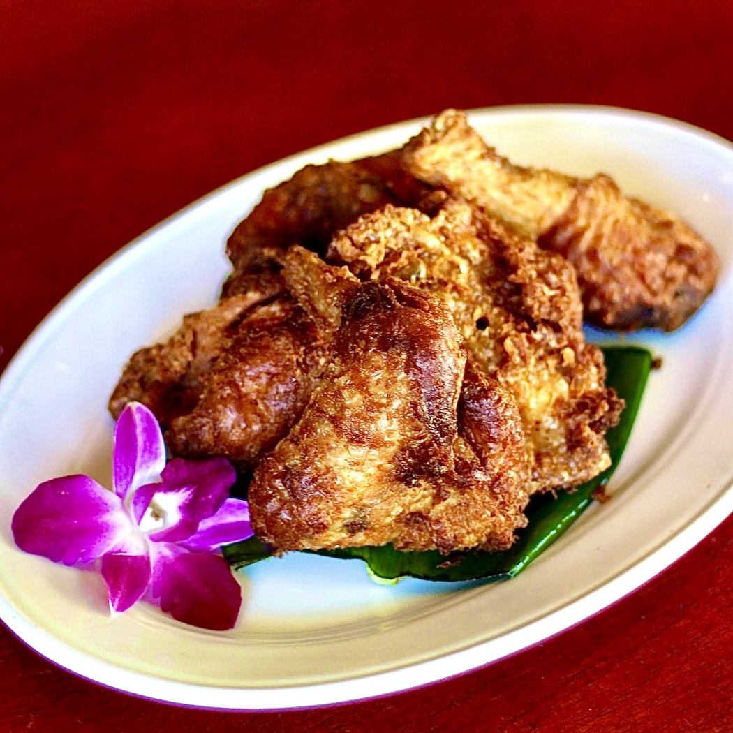 The Hirshon Sacramento Chinese Brandy Fried Chicken