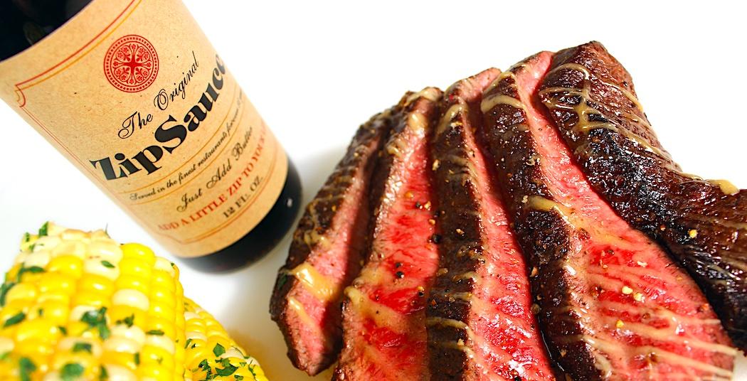 The Hirshon Detroit 'Zip Sauce' for Steak