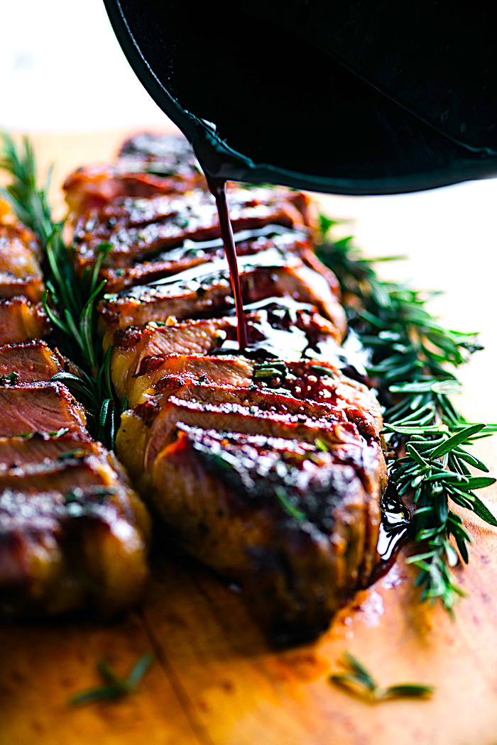 The Hirshon Homemade Steak Sauce Supreme!