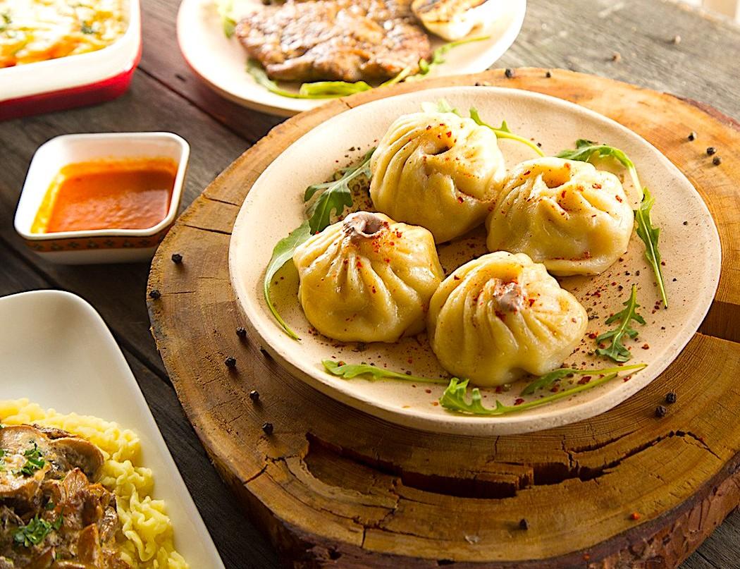 The Hirshon Buryatian Buuza Meat Dumplings – Бууза